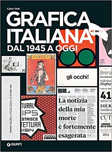 la grafica italiana dal 1945 ad oggi Book Cover