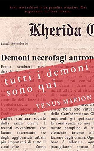 Tutti I Demoni Sono Qui Book Cover